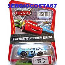 Disney Cars Easy Idle 51 Corredor Copa Pistao Synthetic Rubb