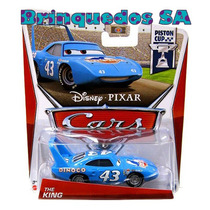 Disney Cars 1: The King O Rei Dinoco Pronta Entrega