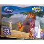 Disney Miniaturas Ursinho Puff Pooh 11 Micro World