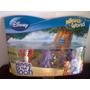 Disney Miniaturas Ursinho Pooh Tigrão Bisonho Bolota Micro W