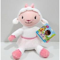 Dra. Brinquedos Boneca Lambie Ovelhinha 30cm Pronta Entrega