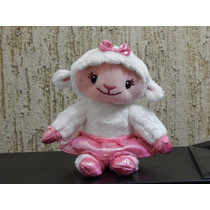 Dra. Brinquedos Boneca Lambie Ovelhinha 20cm Disney