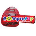 Barraca Portátil Com Túnel Carros Infantil Disney Zippy Toys