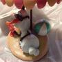# Olaf Enfeite De Natal Frozen / Bolo / Festa Disney Store #