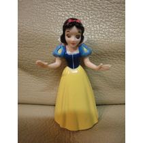 Boneca Disney Branca De Neve Princesa Miniatura Mattel