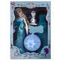 Boneca Elsa Frozen Canta Acende Olaf Vestido Original Disney