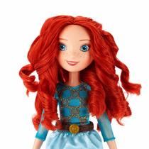 Boneca Mérida Disney Valente Princesa - Hasbro.