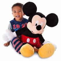 Disney Store Mickey Mouse Feiticeiro Pelúcia Grande 63cm