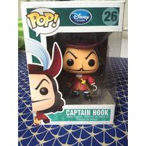 Funko Pop! Capitão Gancho (peter Pan) - Disney | Raro