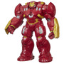 Boneco Eletrônico Hulk Buster 33 Cm Titan Hero Tech Vingado