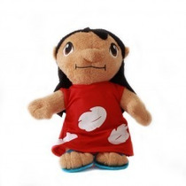 Boneco De Pelucia Lilo & Stitch Disney Qualidade 20cm