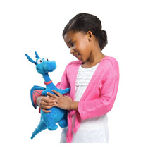 Boneco Felpudo Falante Dra. Brinquedos 36cm Original Disney