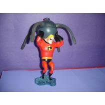 Boneco Os Incriveis Disney 24cm , Original , Não Funciona