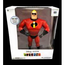 Mr. Incredible - Sr Incrível - Fig Eletrônica Disney Pixar