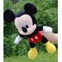 Boneco Pelúcia Mickey Mouse 28cm Pronta Entrega