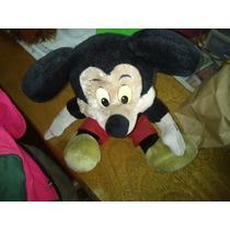 Bonecos De Pelucia Mickey& Mine Originais Disneyland Antigo!
