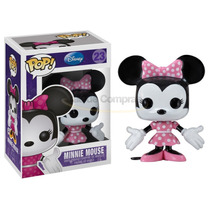 Boneco Funko Pop Disney Minnie Rosa Original