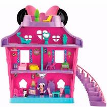 Super Casa Da Minnie Mouse Disney Bdh01 - Fisher-price