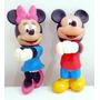 Lote Minie E Mickey Agarradinho Disney #brechodacris
