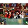 Mickey Mouse Minnie Bonecos Casamento Fantasia Walt Disney
