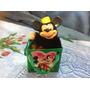 Boneco Agarradinho Do Mickey Mouse Antigo N Estrela
