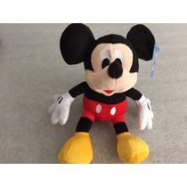 Mickey Mouse De Pelúcia Musical 30 Cm