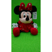 Minnie Vermelha De Pelucia