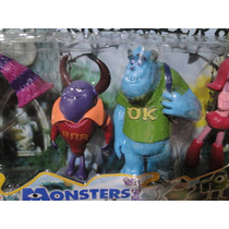 06 Personagem Bonecos Monstros Sa Monsters University Disney