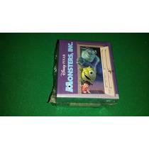 Monstros Sa Miniatura Monsters Inc. Disney Pixar Mini Kit