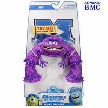 Art Aluno Assustador De 13cm Universidade Monstros Disney