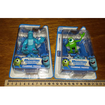 Monsters S.a. University Figure Mike + Sulley Disney Pixar