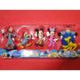 06 Bonecos !!!!! Bafo Onça Donald Pateta Pluto Minie Mickey