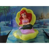Boneca Ariel Pequena Sereia Procurando Nemo Cheiro De Talco