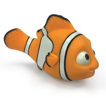 Boneco Nemo Procurando Nemo Em Vinil Original Disney - Grow