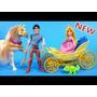 Rapunzel Princesa Set Cofre Enrolados Disney Novo