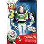 Buzz Lathyear Toy Story Mattel -sem Som -pronta Entrega