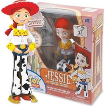 Toy Story Boneca Jessie Com Som Replica Original