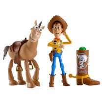 Boneco Woody E Bala No Alvo - Mattel