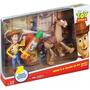 Toy Story 3 Woody E Bala No Alvo- Mattel