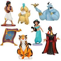 Aladim Disney Play Set 07 Perfeitos E Bem Desenhados
