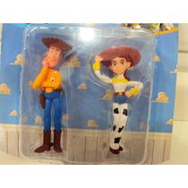 Woody E Jessie - Disney - Toy Story Figurines