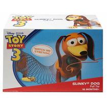 Toy Story 3 Slinky Dog Pull Toy 36 Cm Lacrado Pronta Entrega