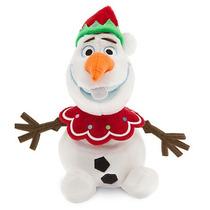 Frozen Olaf 18 Cm Natal Realmente Original Disney St No Br
