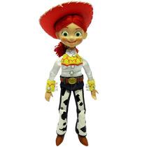 Boneca Jessie Fala 32 Frases Toy Story 64020 - Toyng