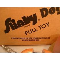 Slinky Dog Cachorro Molas Toy Story Grande Raro Temos Woody