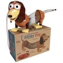 Slinky Dog Cachorro Molas Toy Story Novo Raro Temos Woody