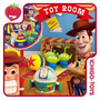 Re-ment Toy Story Happy Toy Room - Miniaturas 1/6 Barbie