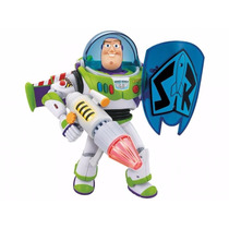 Toy Story Power Blaster Buzz Lightyear Fala Português Toyng