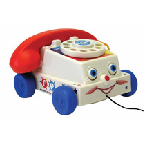 Telefone Toy Story 3 - Chatter - Fisher-price - Woody Buzz