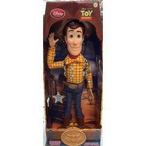 Boneco Woody 40cm Original Da Loja Disney P/entrega